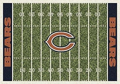 Milliken Chicago Bears NFL Team Fade Area Rug