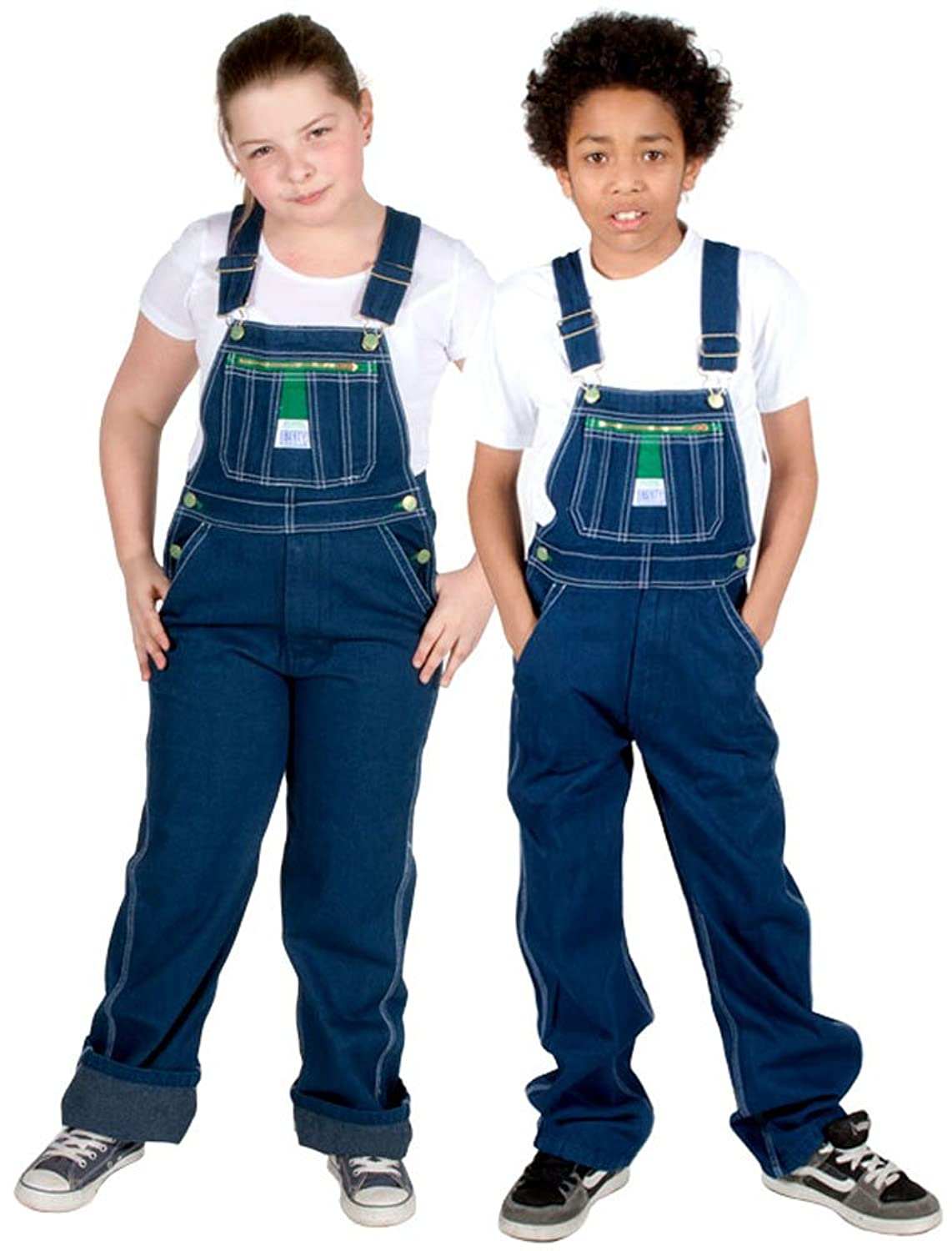 Guys in Bib Overalls Big Boys' Bib Overalls