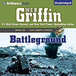 Battleground Hörbuch