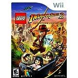 Lego Indiana Jones 2: The Adventure Continues - Nintendo Wii ~ LucasArts