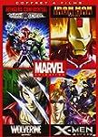 Marvel Anim�s - Coffret�: Iron Man +...