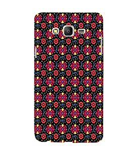 EPICCASE flowery knots Mobile Back Case Cover For Samsung Galaxy On5 (Designer Case)
