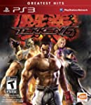Tekken 6 (Bilingual game-play)