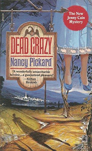 Title: Dead Crazy Jenny Cain Mysteries No 5
