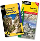 Best Easy Day Hiking Guide and Trail Map Bundle: Yosemite National Park (Best Easy Day Hikes Series)