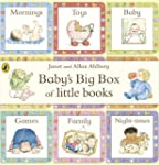 BABY'S BIG BOX OF LITTLE BOOKS SET OF...