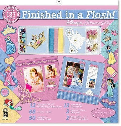 Finished In A Flash Page Kit 12