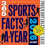 The Official 365 Sports Facts-A-Year...