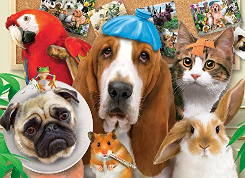 Springbok The Waiting Room Jigsaw Puzzle (100-Piece)