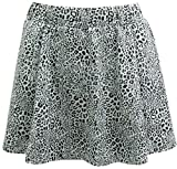 Abstract Mood Girls Skirt:-Grey (9-10Years)