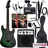 SELDER セルダー エレキギター ストラトキャスタータイプ サクラ楽器オリジナル ST-SPECIAL/IGB リミテッドセットプラス