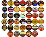 40-count Coffee & Flavored Coffee Single Serve Cups For Keurig K Cup Brewers Variety Pack Sampler image