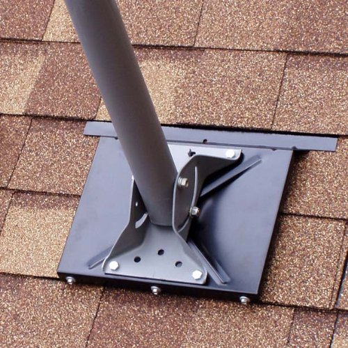 Download How To Install Satellite Dish On Roof Free