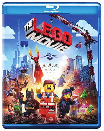 Blu-ray : The Lego Movie (With DVD, Ultraviolet Digital Copy, AC-3, Eco Amaray Case, 2 Pack)