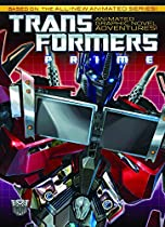 Transformers Prime: A Rising Darkness (Transformers Animated (IDW))