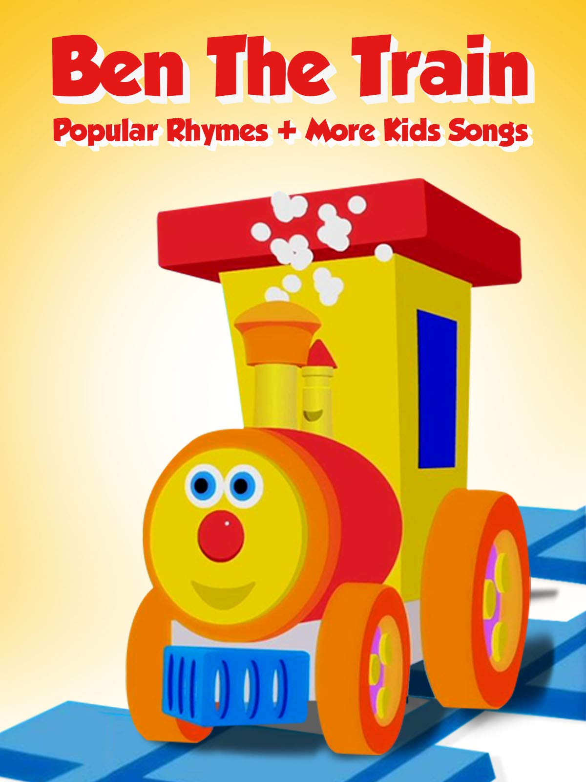Ben the Train Popular Rhymes + More Kids Songs