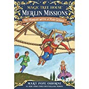 Monday with a Mad Genius: Magic Tree House, Book 10 | Mary Pope Osborne