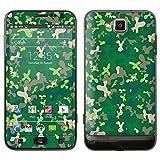 """atFoliX Designfolie """"Classic Camouflage"""" f�r Samsung Ativ S (GT-I8750) - ohne Displayschutzfolievon """"Designfolien@FoliX"""""""