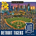 Jigsaw Puzzle - Detroit Tigers 500 Pc By Dowdle Folk Art