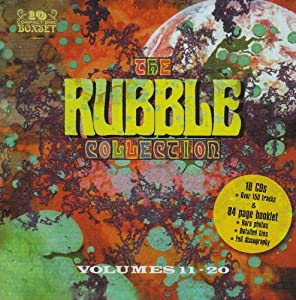 The Rubble Collection - Volumes 11 - 20