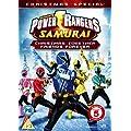 Power Rangers Samurai: Christmas Together, Friends Forever [DVD]