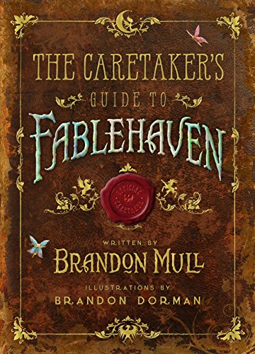The Caretaker's Guide to Fablehaven PDF