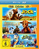 Image de Kids Collection 3D (Blu-ray 3D, 3 Discs) [Import allemand]