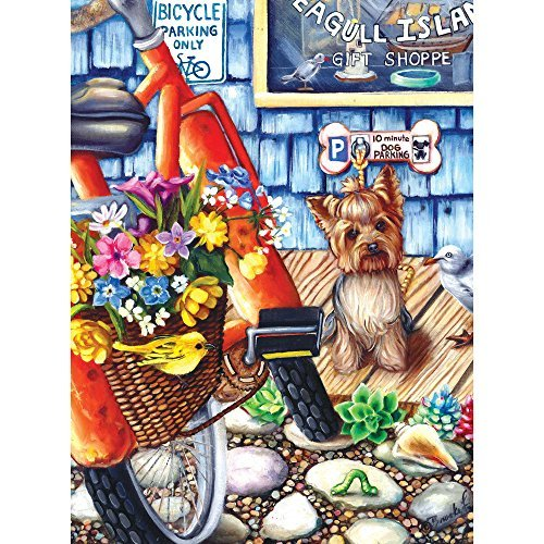 Bits and Pieces-The Gift Shoppe - 500 Piece Dog Jigsaw Puzzle
