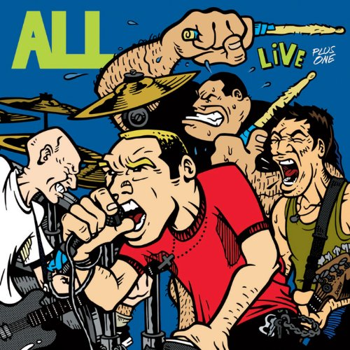 Original album cover of Live Plus One by All