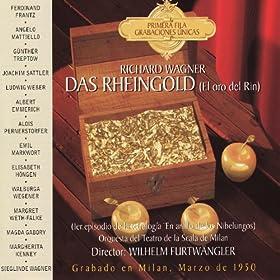 Wagner: Das Rheingold (El oro del Rin)