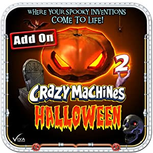 Crazy Machines 2: Halloween (DLC) [Download] from DVG Viva Media