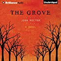 The Grove Audiobook by John Rector Narrated by Todd Haberkorn