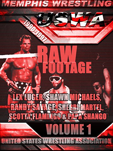 USWA Memphis Wrestling Raw Footage Vol 1