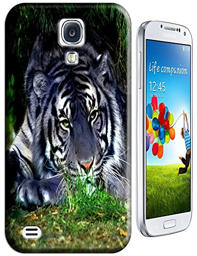 Tiger Case Cover Hard Back Cases Beautiful Nice Cute Animal Hot Selling Cell Phone Cases For Samsung Galaxy S4 I9500 # 6