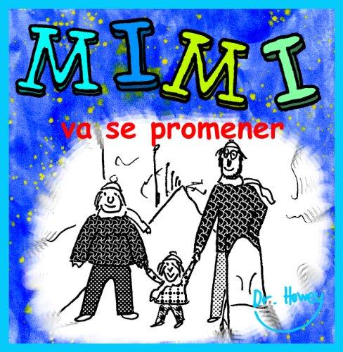 Couverture du livre Mimi va se promener