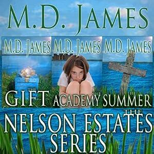 Nelson Estates Series: Box Set Audiobook