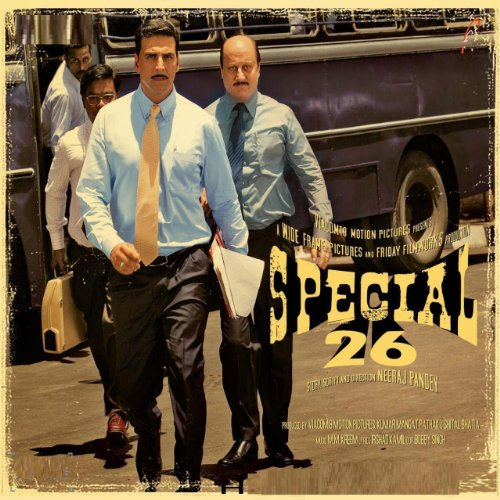 Special 26  (Hindi Movie / Bollywood Film / Indian Cinema - DVD)  2013
