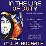 In The Line of Duty: Alysha Forrest, 3