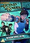 Legend of Korra: Book One: Air [DVD]