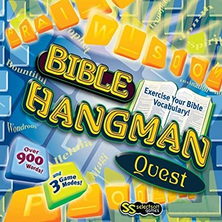 Bible Hangman Quest [Download]