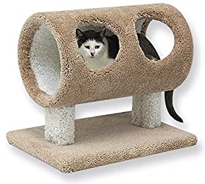 Beatrise Pet Products Tree Trunk With Base Pet Bed Pet Supplies