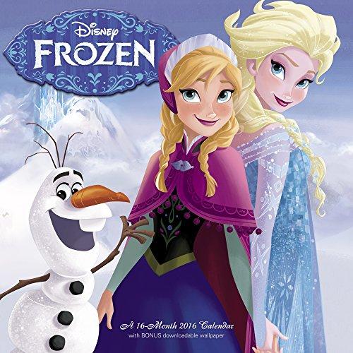 Disney Frozen Wall Calendar (2016)