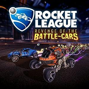 Rocket League - Revenge Of The Battle-Cars - PS4 [Digital Code]