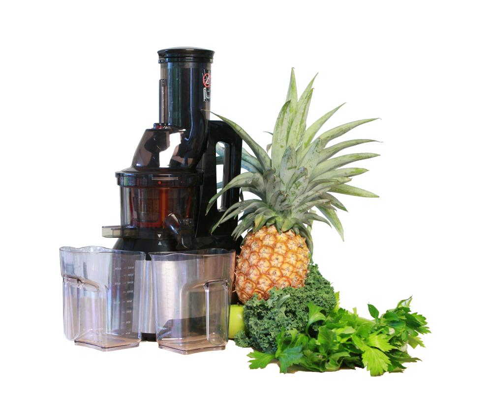 how to clean cookworks whole fruit juicer