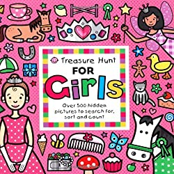 Treasure Hunt for Girls (Priddy Books Big Ideas for Little People)