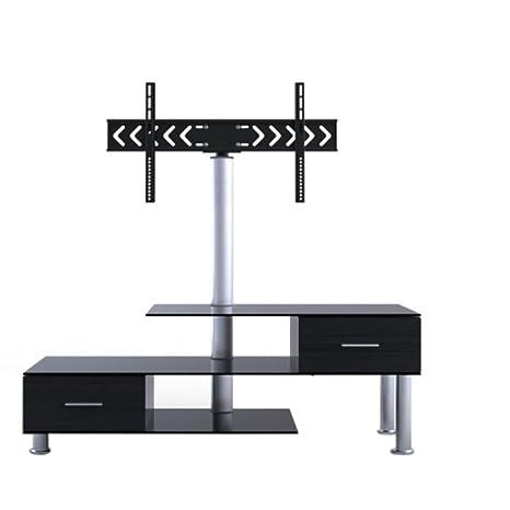 """Maclean MC-558 LCD LED Plasma TV Ständer Fernsehtisch mit TV-Halterung 32-50"""" 50kg VESA"""