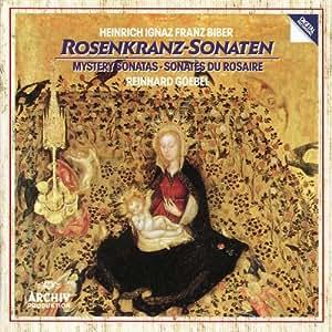 Biber: Mystery Sonatas (Rosenkranz-Sonaten or Rosary Sonatas) - Goebel