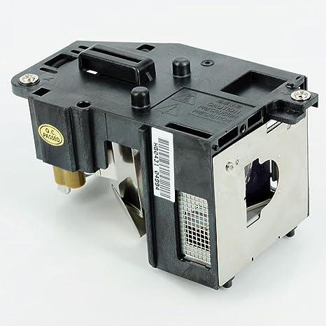 haiwo AH-66271de haute qualité Ampoule de projecteur de remplacement compatible avec boîtier pour EIP-2500/EIP-3000N/EIP-X3000N.