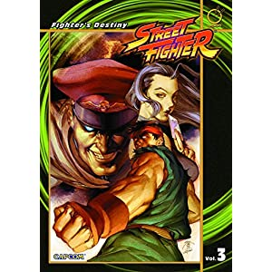Street Fighter 3: Fighter's Destiny (Street Fighter (Capcom))