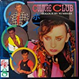 Culture Club Colour By Numbers Mounted Poster
